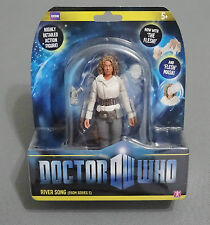 DOCTOR WHO SERIES 5  RIVER SONG ACTION FIGURE NEW #KJ3