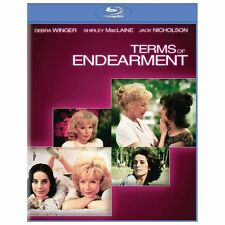 Terms Of Endearment~Winger/MacLaine/Nicholson (Blu-ray) NEW **Free Shipping**