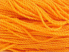 10 Neon Orange Pro Poly Yo Yo String From The YoYo Factory 100% Polyester Type 6