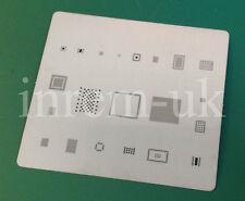iPhone 5 5G 21 in 1 BGA stencil template for chip IC reballing repair tool
