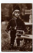 RUSSIE Russia Théme Types russes costumes personnages  jeune enfant costume