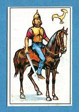 ARMI E SOLDATI - Edis 71 - Figurina-Sticker n. 30 - CAVALIERE GALLO -Rec
