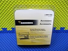 Humminbird In-Dash Mounting System 700 Series Ethernet Models IDMK 700E 740121-1