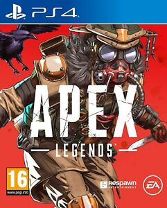 Apex Legends Bloodhound Edition PS4 New Sealed