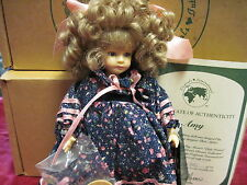 """PITTSBURGH ORIGINAL DOLL """"AMY"""" BY CHRIS MILLER"""