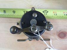 Hendrxy fishing reel Hard rubber/brass raised pillar (lot#8370) pat. 1888 (8370