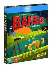 Banshee - Season 4 [2016] [Region Free] (Blu-ray)
