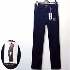 Per Una Indigo, Dark wash Straight Leg High Jeans for Women