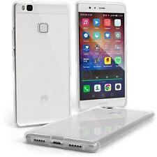 Custodia Cover Case slim per Huawei P9 Lite VNS-L21 L31 in silicone trasparente