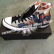 Converse CHUCK TAYLOR HI All Star DC Comics Superman volo Unisex Calzature