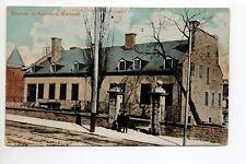 CANADA carte postale ancienne MONTREAL Chateau de Ramezay