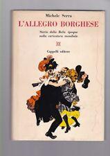 Serra, L' allegro borghese, Bella Epoque nella caricatura mondiale,Cappelli   R