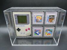 Game Boy Classic Konsole Spiele Set Castlevania 1 & 2 Mega Man 1 & 2