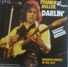 "7"" 1978 FRENCH PRESS! FRANKIE MILLER : Darling /MINT-?"