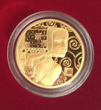 Austria 2013 Woman DIE ERWARTUNG 50 Euro Gold Coin,Proof