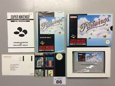 PILOTWINGS - Super Nintendo SNES Game - PAL Version