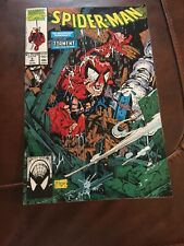 SPIDER-MAN #5 TORMENT PART 5 LIZARD APP VF MARVEL COMICS MCFARLANE
