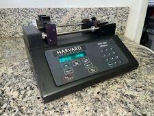 Harvard Apparatus Phd 2000 Digital Dual Syringe Infusion Pump 70 2000