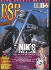 BSH THE EUROPEAN CUSTOM BIKE MAGAZINE - April 2000