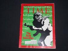 1970 SEPTEMBER 28 TIME MAGAZINE - THE ARAB GUERRILLAS - T 2083