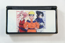 Nintendo DS Lite Console Only (Naruto Decorated Cover), Free 2-3 Day Shipping