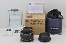 CONTAX Carl Zeiss Mutar T* 1.4x Lens Teleconverter for CONTAX 645 Mount #171005d