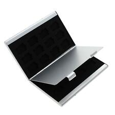 24 in 1 Memory Card Storage Case Box Holder Cover For Micro Memory SD Card 24TF