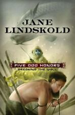 Five Odd Honors - Breaking The Wall by Jane Lindskold  HC new