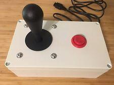 Preorder ALAN 9000 Custom Atari 2600 Controller with Happ Arcade components