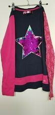 Desigual Girls Size 13/14 yrs (158-164cm) Sequin Dress