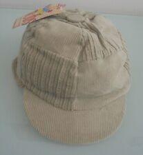 Mohair HANDKNITTED Cappello In Color Pesca Taglia Unica