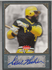 """2006 FLEER GREATS OF THE GAME DAVE PARKER """"THE COBRA/PIRATES"""" AUTO AUTOGRAPH"""