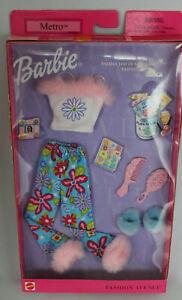Barbie Fashion Avenue Pack 2001 NEW NRFB Pajama Jam in Amsterdam