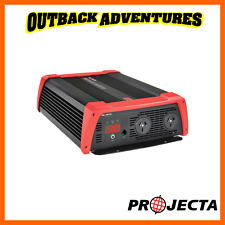 PROJECTA PRO WAVE 1800 WATT PURE SINE WAVE AC POWER INVERTER 12V TO 240V