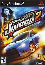 Juiced 2 Hot Import Nights - PS2 W manual