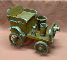 Modellino di carretto in legno cm 26x22x22 - Antikidea