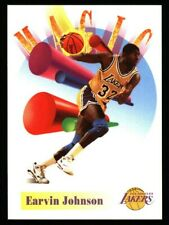 1991-92 Skybox NNO 'Magic' Earvin Johnson SSP Insert Promo Basketball Card NM-MT