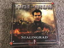 Tide of Iron Stalingrad - Fantasy Flight Games 2013 - Brand New & Sealed