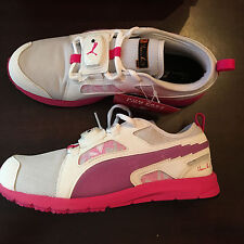 New PUMA Bolt evo Speedometer Light Up Runing Sneakers Shoes Girl 6 38 Euro
