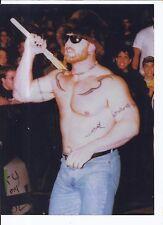 droz 8x10 Unsigned Photo Wrestling WWE WWF WCW AWA TNA ECW