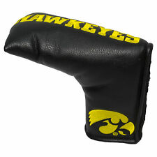 IOWA HAWKEYES Team Golf Blade Putter Cover MAGNETIC CLOSE LICENSED