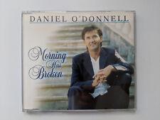 DANIEL O'DONNELL  - Morning has Broken - cd single - 2000 Ritz Records