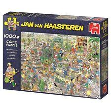 Das Gartencenter Jan van Haasteren Puzzle 19066 Jumbo 1000 Teile NEU OVP