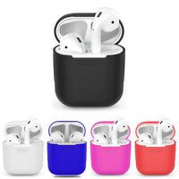 Funda gel silicona impermeable auriculares cascos para Apple Air Pods