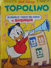 Topolino n°1124 [G.276] - DISCRETO -