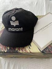 Womans Genuine Isabel Marant Hat Black