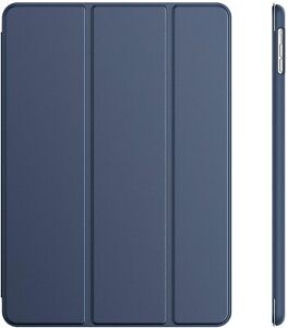 JETech Case for iPad Air 1st Edition (NOT for iPad Air 2), Smart Cover - Navy