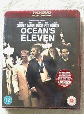76108 HD DVD - Ocean's Eleven [NEW / SEALED]  2001  HD80964