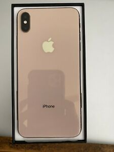 Apple iPhone XS Max - 256 GB - Gold (Unlocked) A2101 (GSM) (AU Stock) For Parts
