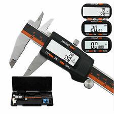 """New 150mm (6"""") LCD Display Digital Vernier Caliper Gauge Precision Tool Handheld"""